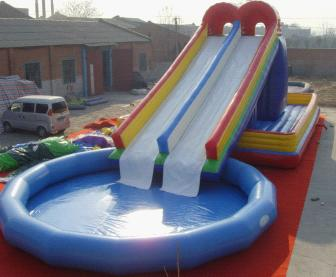 Having Fun Bouncing Down The Slide Base Is Not Bad Solution As Well. Come  And Tell Me How You Feel! For More Information Of The Advertising  Airdancer, ...