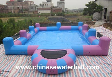 Beautiful Inflatable Pool For Adults