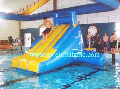 water slidecws 013 model 1 - Inflatable Pool Slide