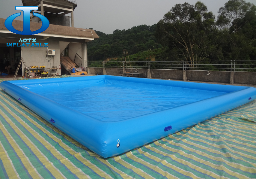 Outdoor Swimming Pool Commercial Swimming Pool Manufacturer Aote Inflatable Pool Inflatable